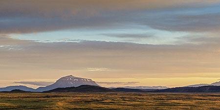 Herðubreið, die Königin der Berge