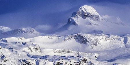 Der Snæfellsjökull-Nationalpark