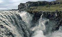 Wasserfall Dettifoss