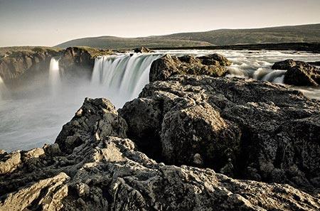 Westufer des Goðafoss