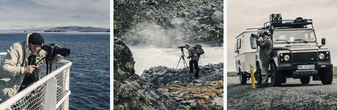 Bilderserie About Just Iceland