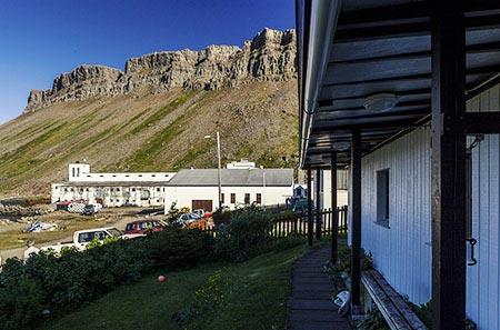 Hotel in Djupavik