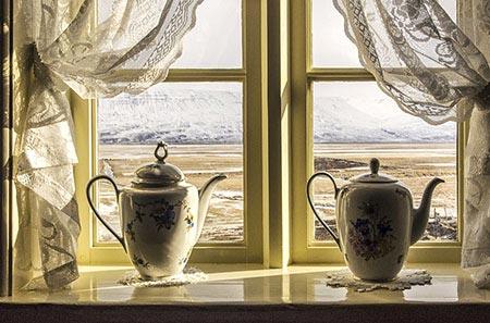 Café des Museums Glaumbær