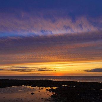 Mittsommernacht in Island: Einfach wundervoll