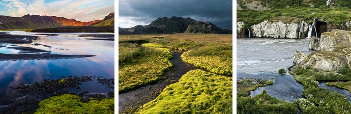 Islandreisen Landmannalaugar Hochland