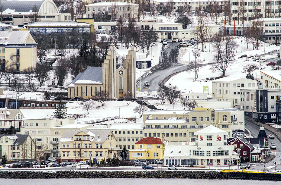 Akureyri – die Hauptstadt des Nordens