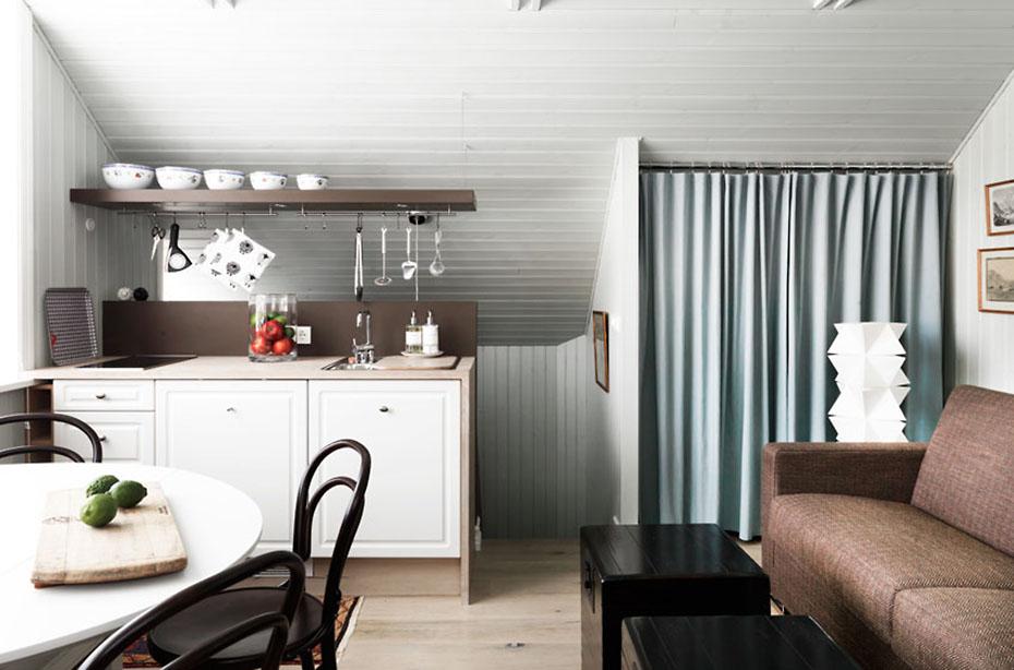 Geheimnisvoller Osten: Hotelzimmer