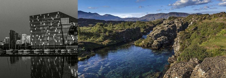 Reykjavík & Natur intensiv: See Þingvallavatn