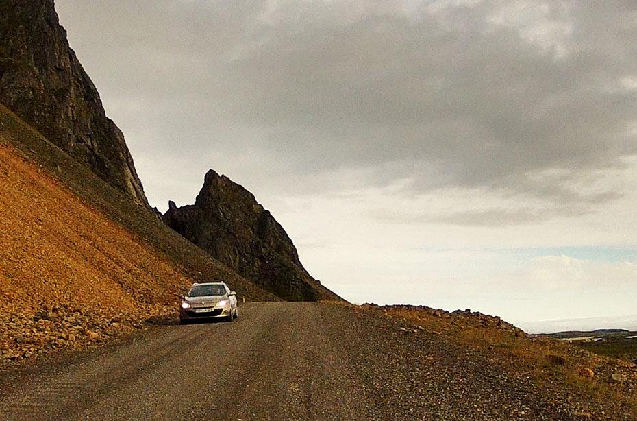 Einmal Island in 10 Tagen: Straße Ostisland