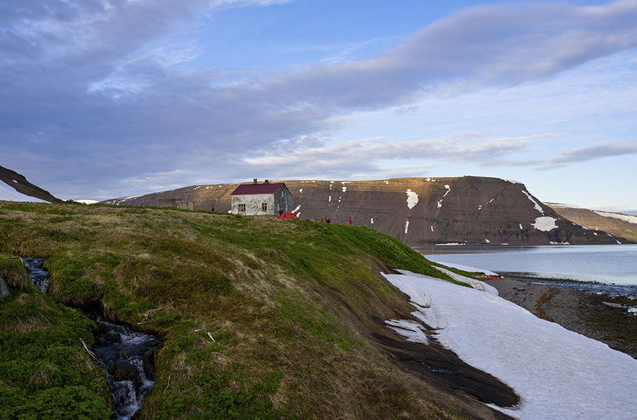 Outdoor-Abenteuer Westfjorde: Kvíar Farmhaus