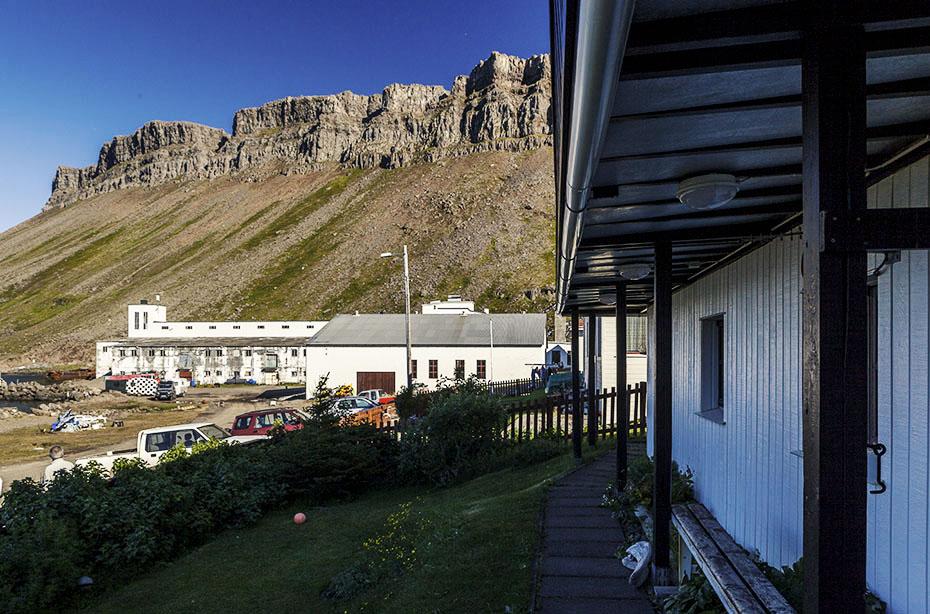 Westfjorde & Hochland: Hotel Djúpavík