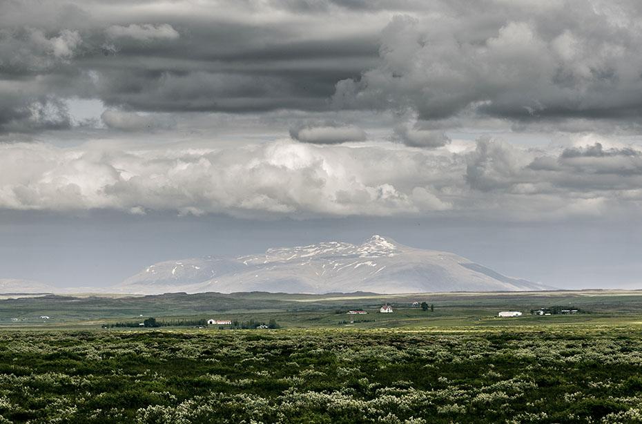 Das Beste von Island: Hekla