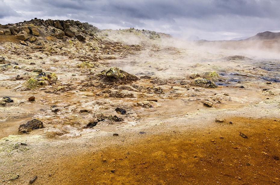 Das Beste von Island: Námafjall
