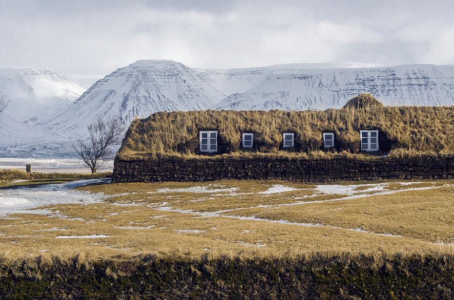 Das Beste von Island: Glaumbær