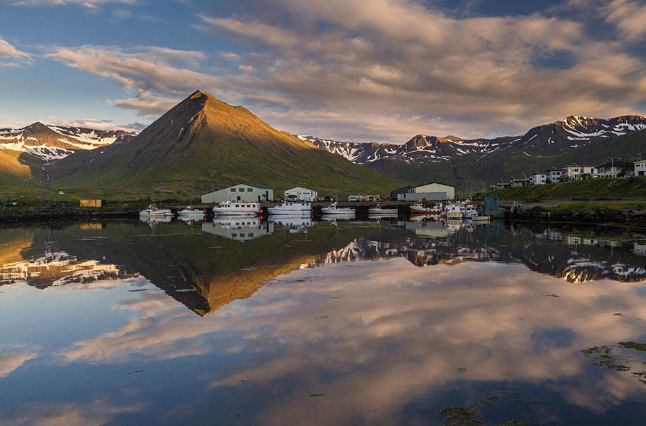 Das Beste von Island: Siglufjörður