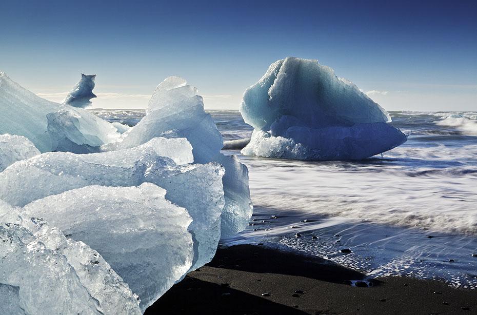 Islands wunderbarer Süden: Jökulsárlón