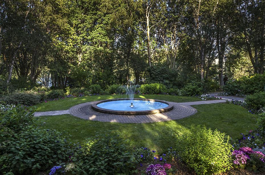 Der Botanische Garten von Akureyri