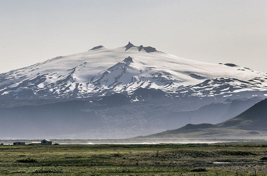 Vulkan Snæfellsjökull
