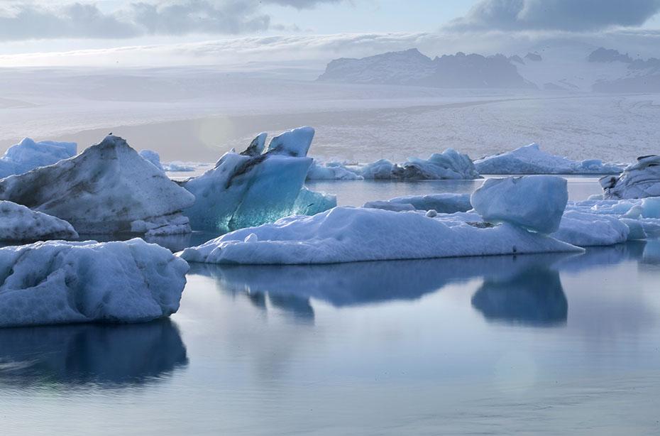 Wanderabenteuer auf Island: Jökulsarlón