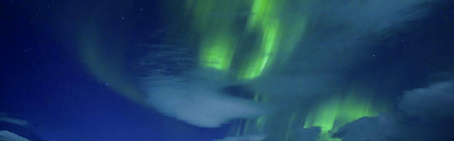 Polarlicht über Island, Polarlicht Reisen