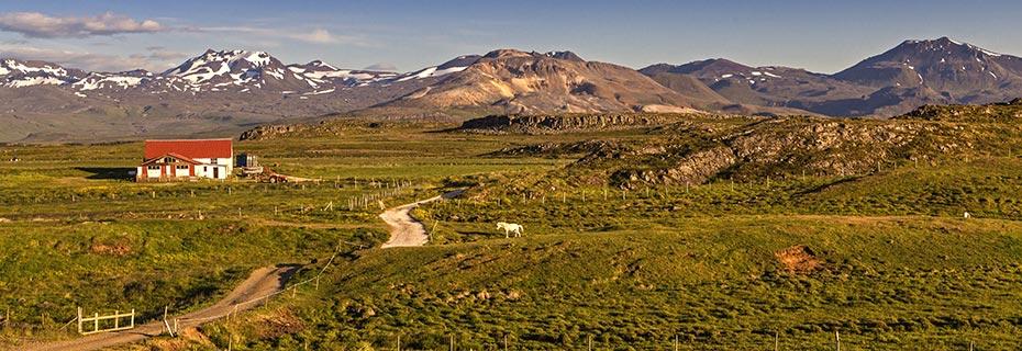 Einmal Island in 10 Tagen: Helgafell