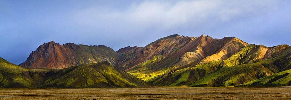 Wanderabenteuer auf Island: Landmannalaugar