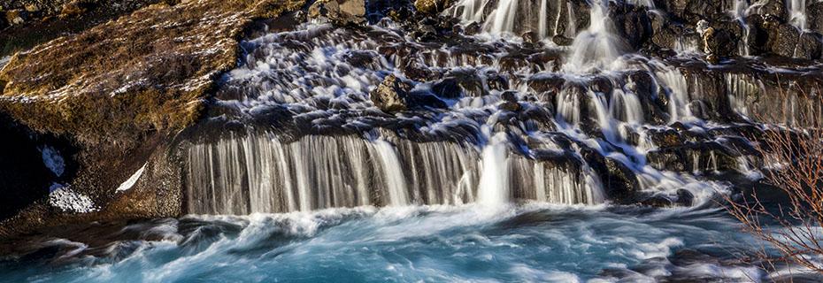 Island Exkursion im Herbst: