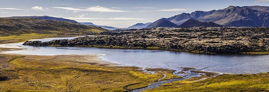 Rund um Island in 9 Tagen: Selvallavatn auf Snæfellsnes