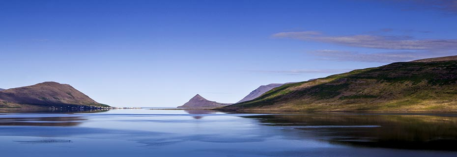 Island Islandreisen Westfjorde