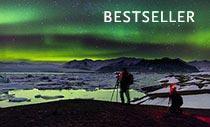 Polarlicht-Expedition 2 Polarlichter über Island