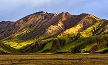Berge in Landmannalaugar