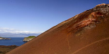 Island Islandreisen Westmännerinseln