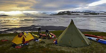 Outdoor-Abenteuer Westfjorde: Hornstrandir