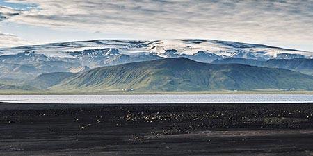 Das Beste von Island: Mýrdalsjökull