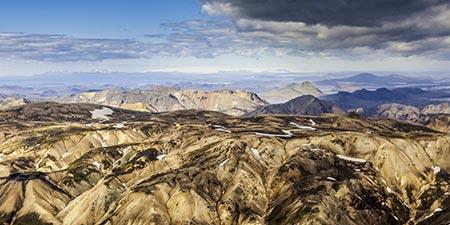 Island Islandreisen Landmannalaugar