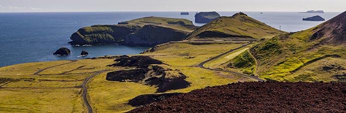 Das Beste von Island: Westmännerinseln
